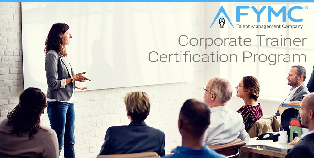 Certified Corporate Trainer Program For Trainers